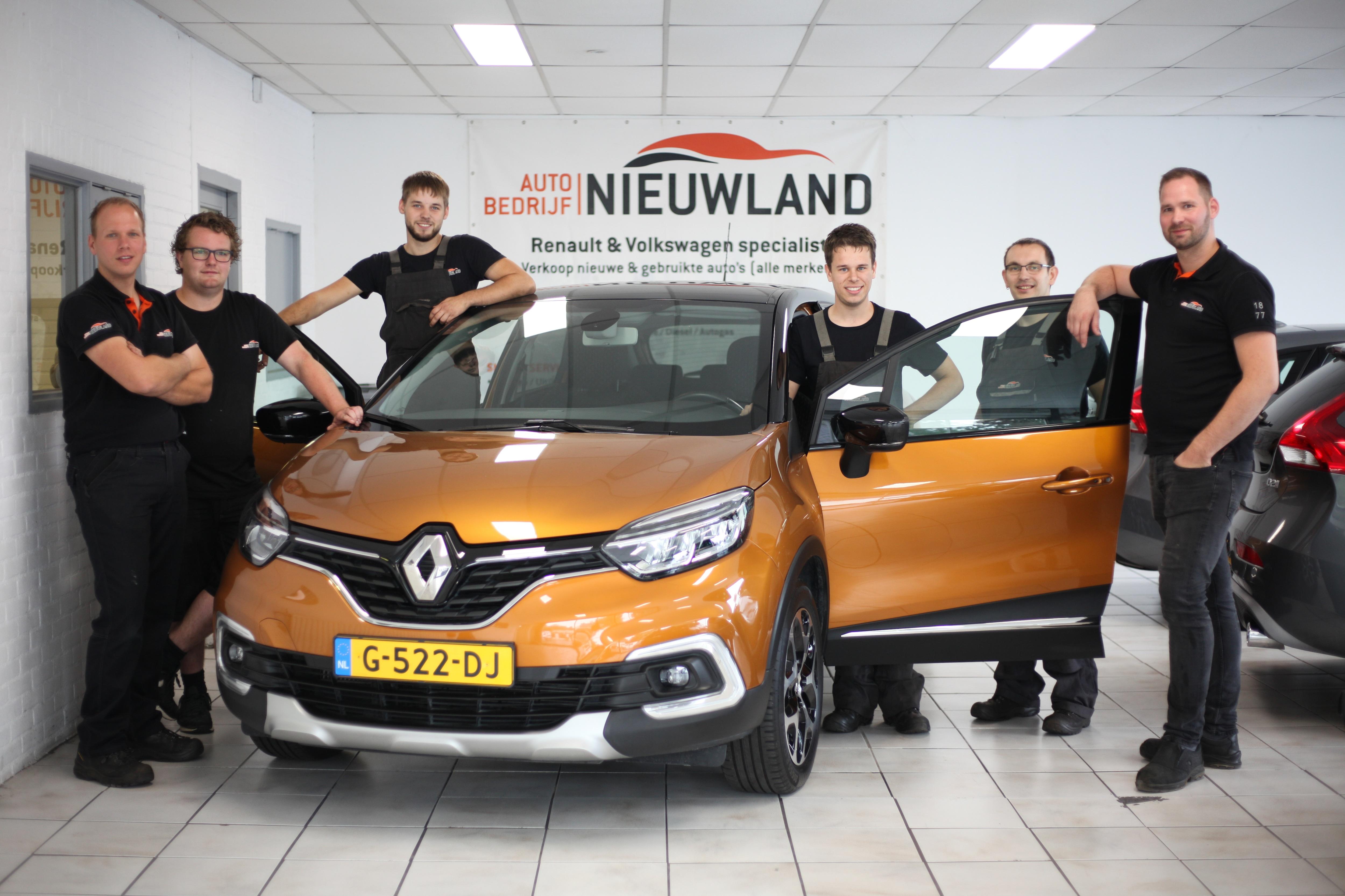 Autobedrijf Nieuwland B.V.