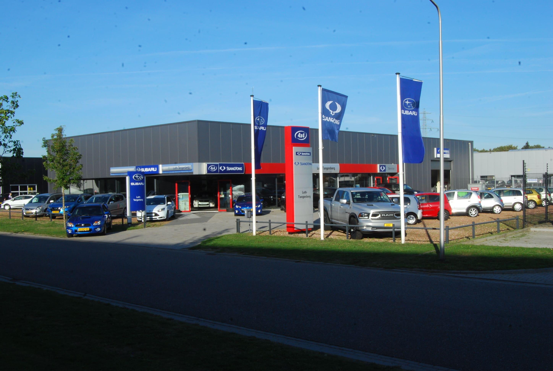 Autobedrijf Luth-Tangenberg Hardenberg