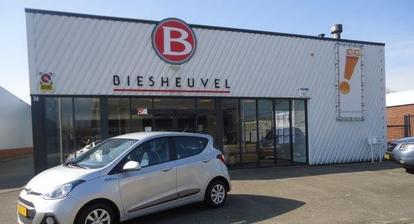 Garage R. Biesheuvel