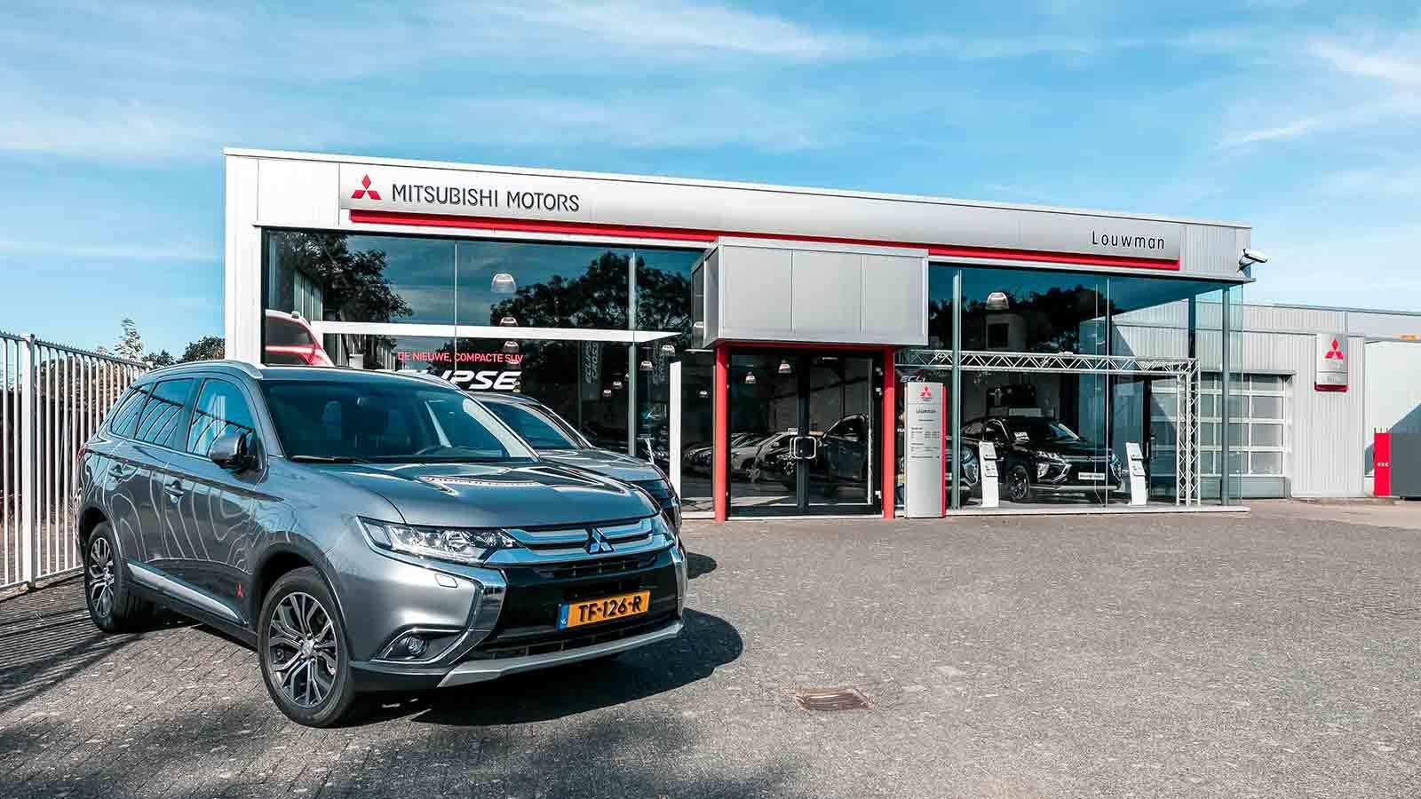 Louwman Mitsubishi Bergen op Zoom