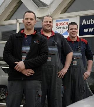 Bosch Car Service Ter Borch B.V.