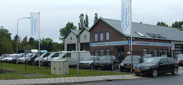 Autobedrijf van den Berg Wekerom