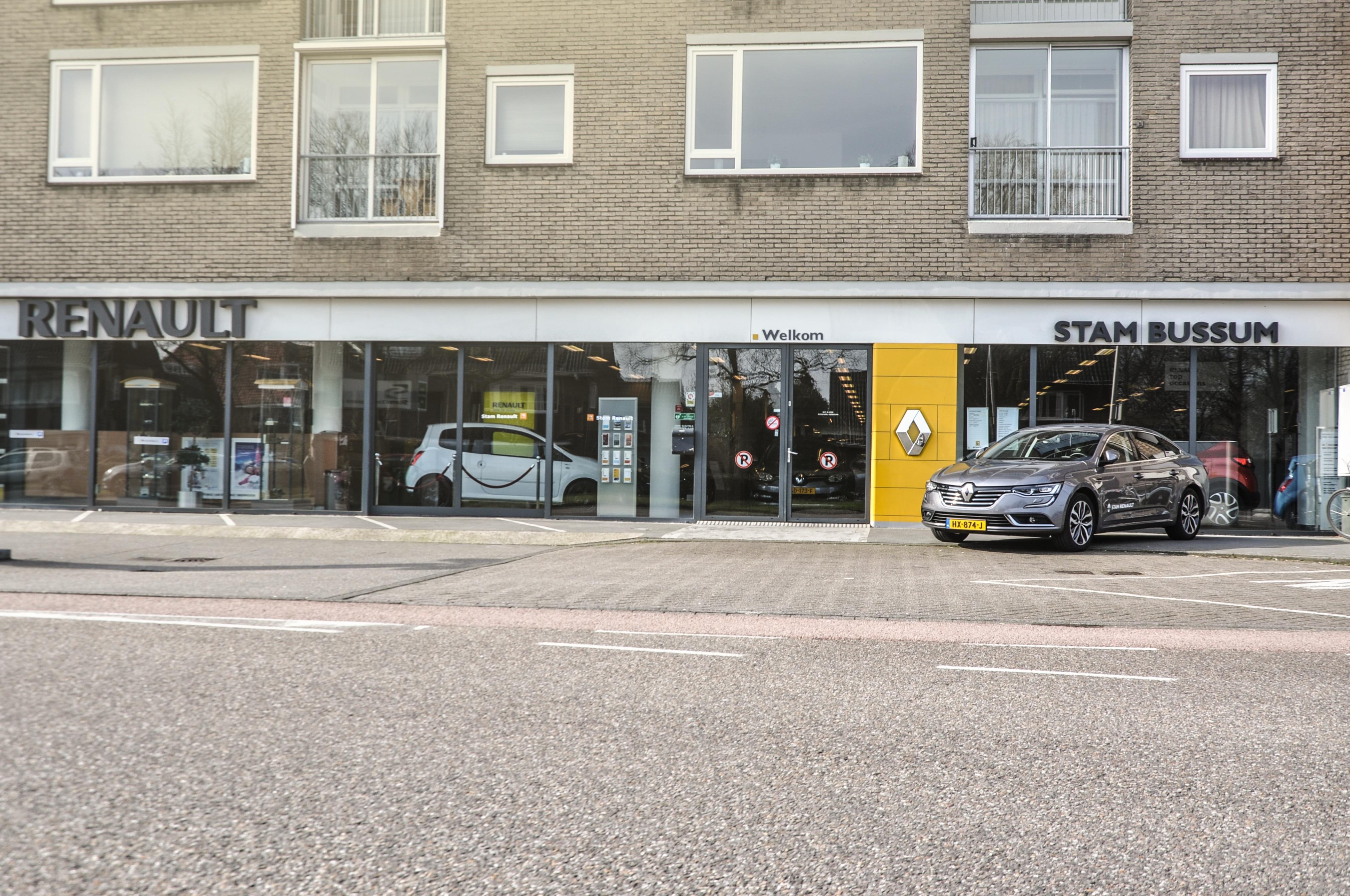 Stam Renault Bussum