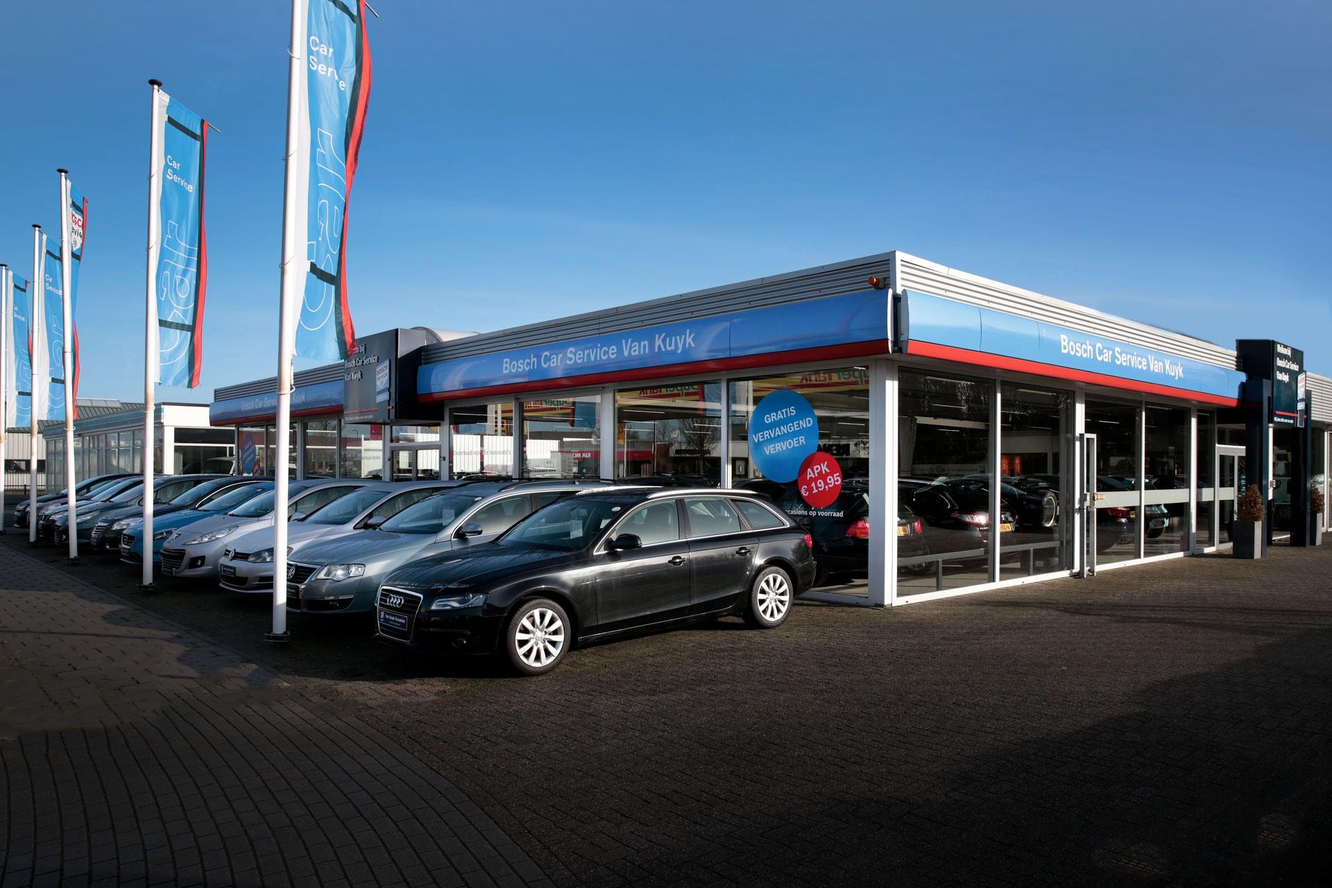 Bosch Car Service Van Kuyk