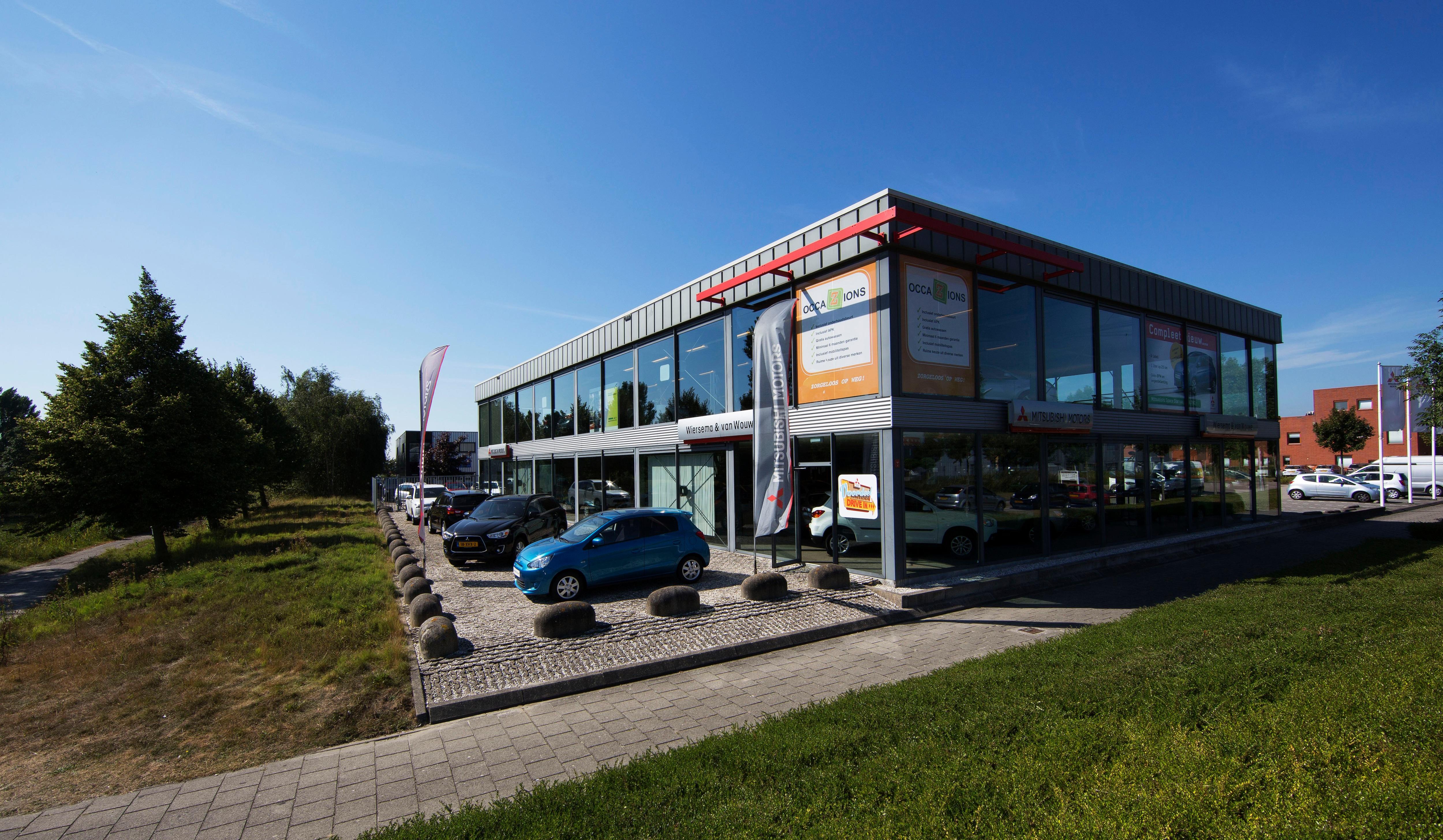 Autobedrijf Wiersema en van Wouwe B.V.