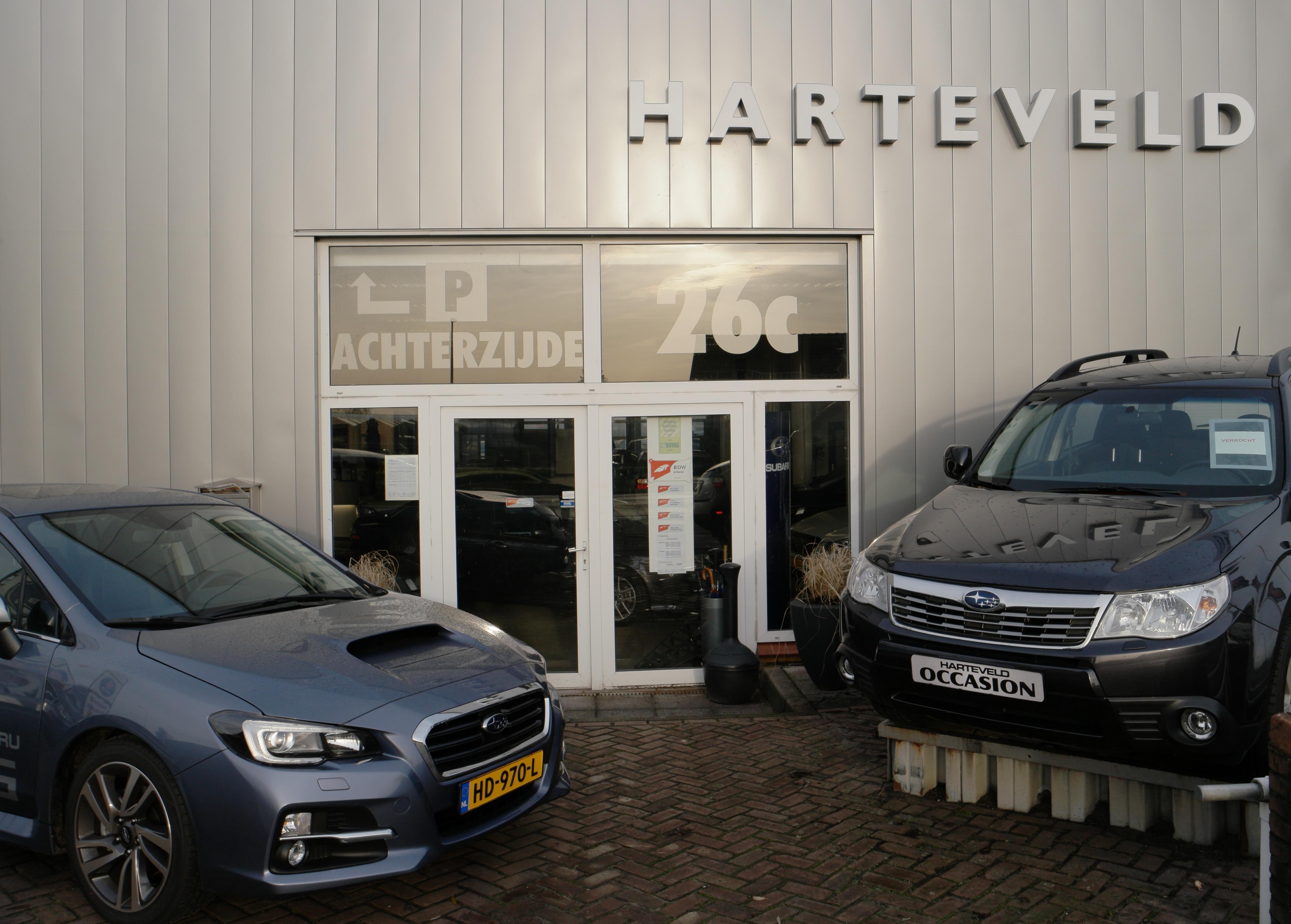 Autobedrijf Harteveld