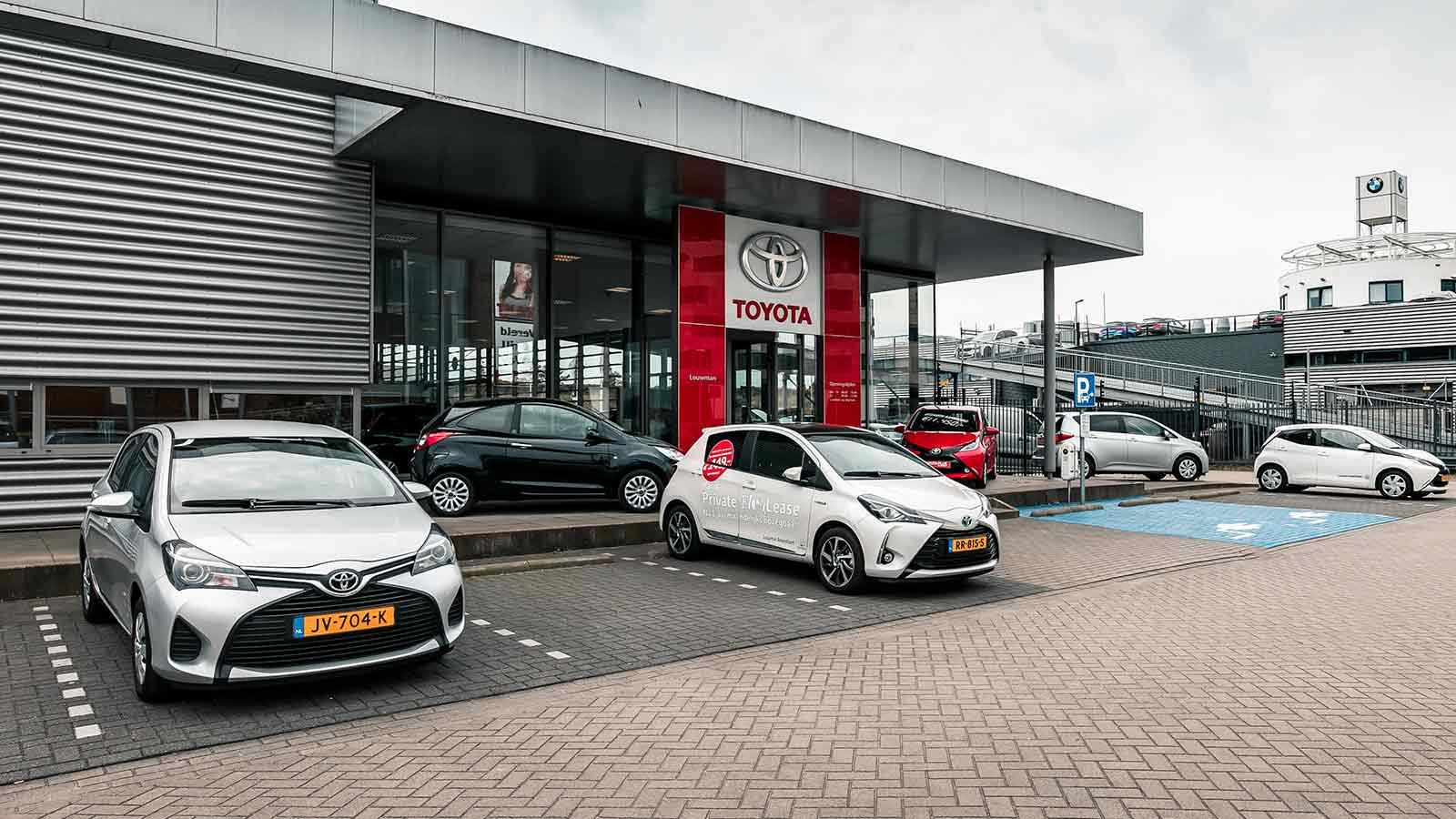 Louwman Toyota Amersfoort
