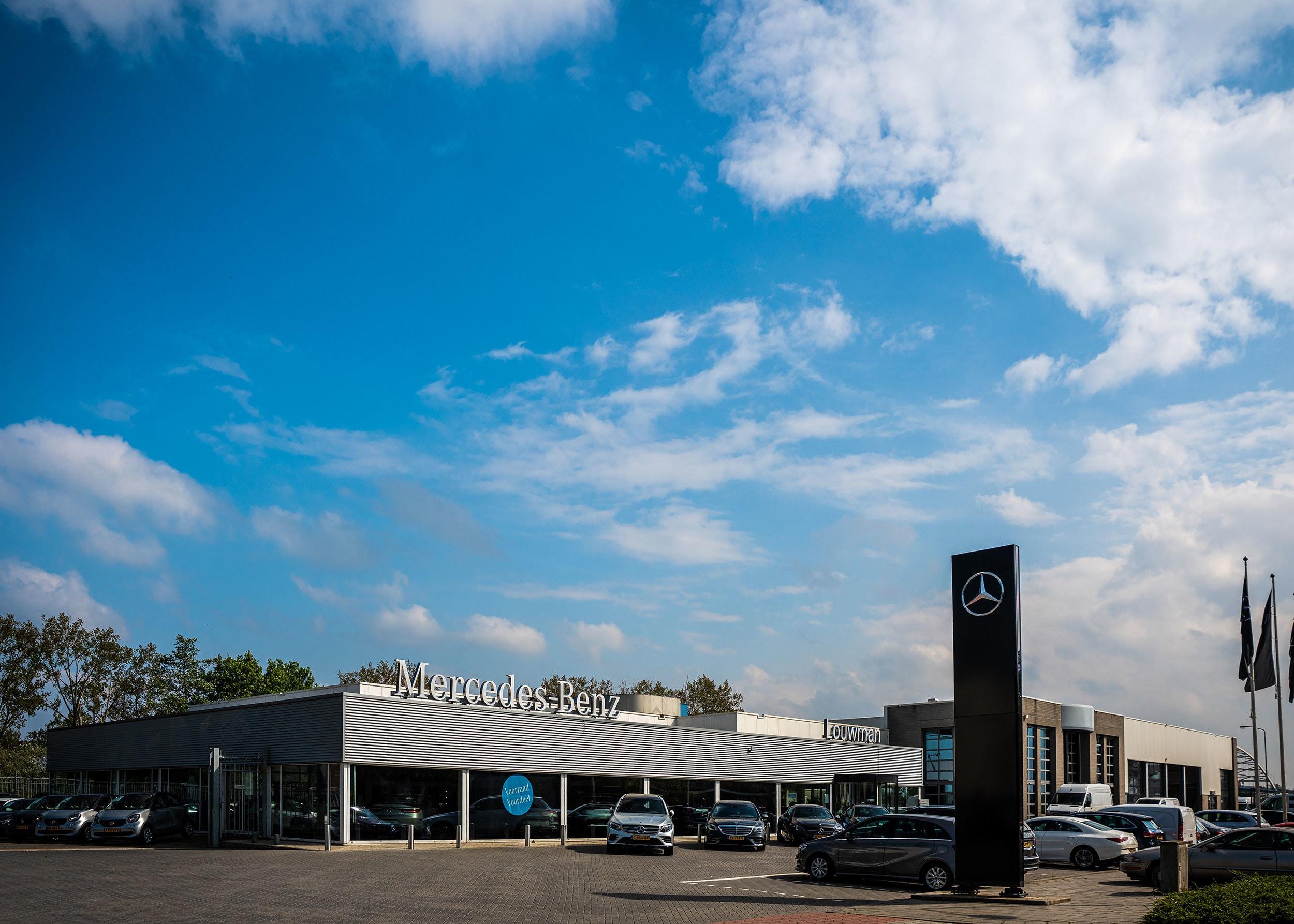 Louwman Mercedes-Benz Personenwagens Gorinchem
