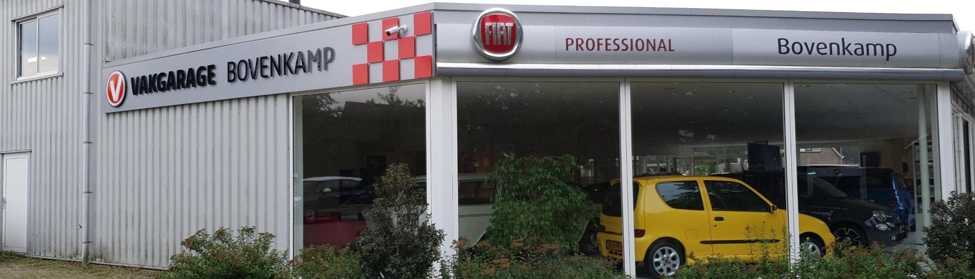 Autobedrijf Bovenkamp VOF