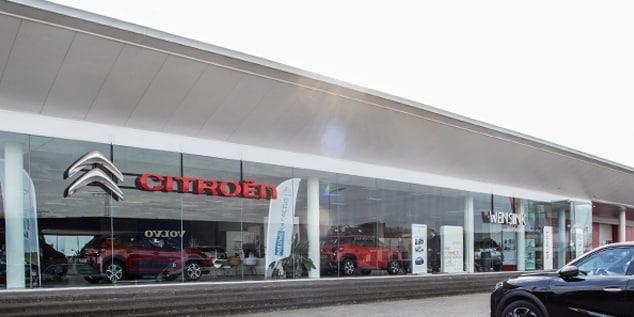 Wensink Citroën DS Groningen