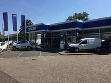 Dacia Dealer Oving Hattem
