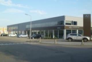 Goldcar Hyundai en Mitsubishi dealer