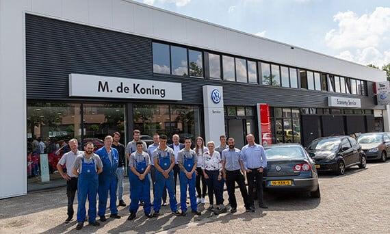 M. de Koning Rotterdam Volkswagen