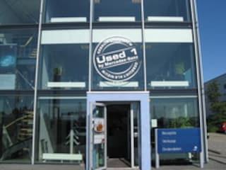 Mercedes Certified Center