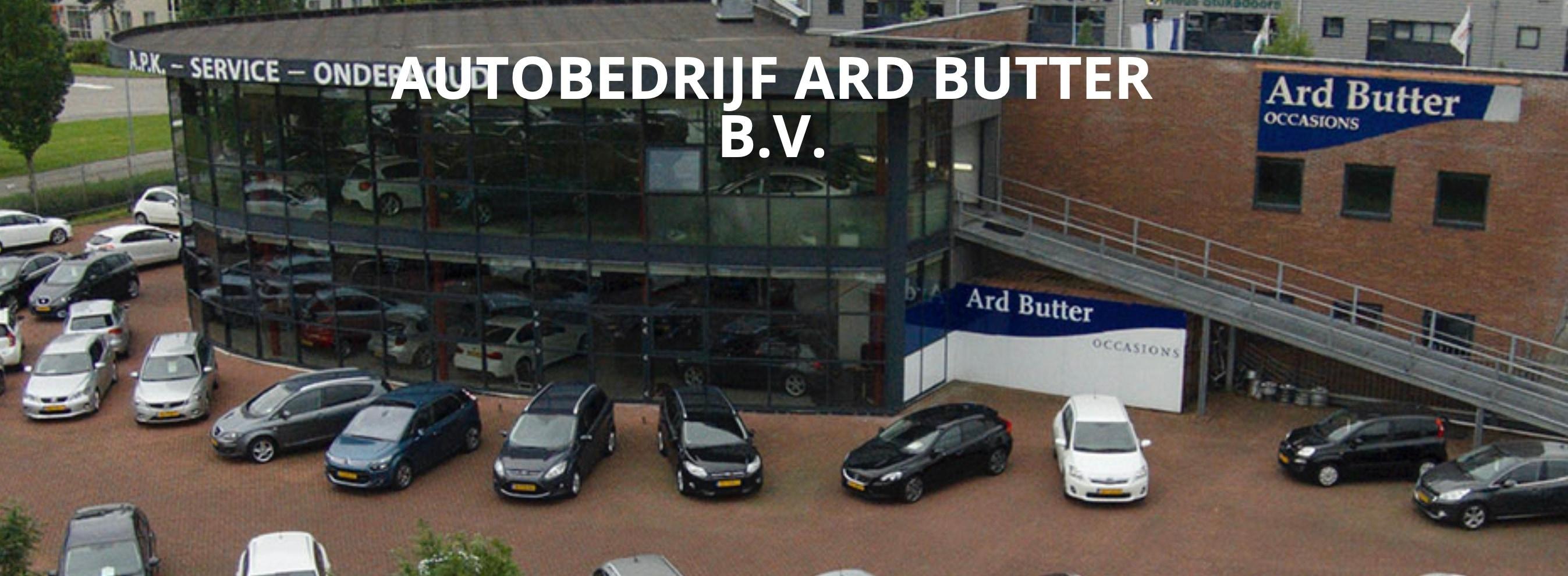 Autobedrijf Ard Butter