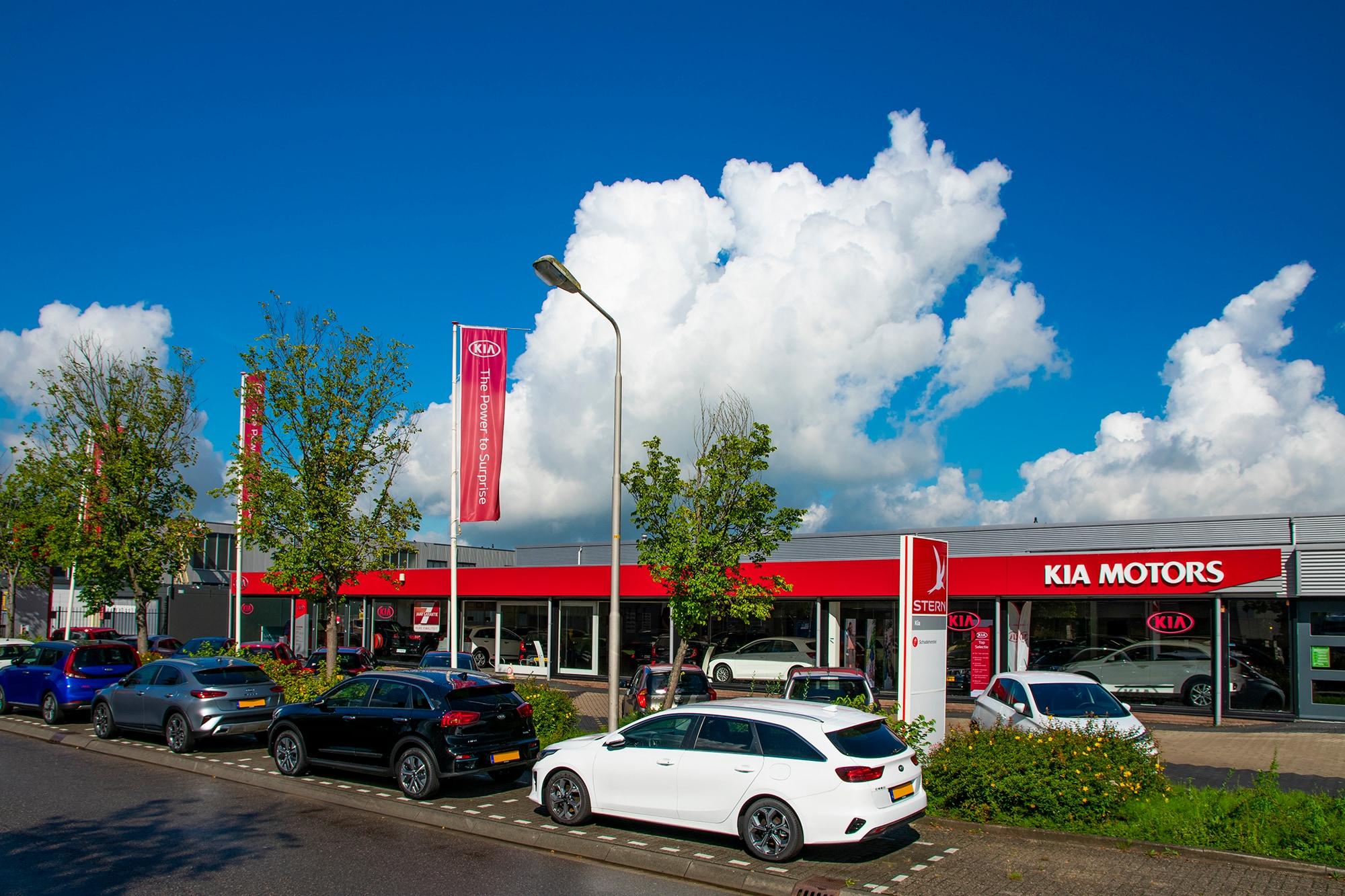 Kia-dealer Stern in Purmerend