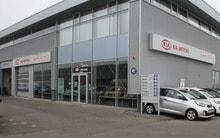 Kia-dealer Stern in Zwaag