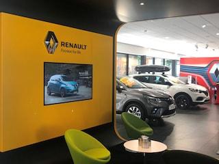 Renault en Dacia-dealer Stern in Tilburg