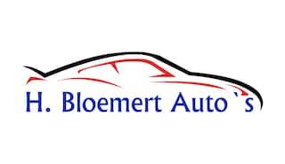 H. Bloemert Auto's