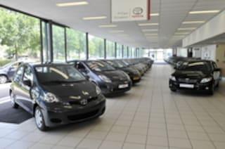 Toyota van Ekris Maarssen