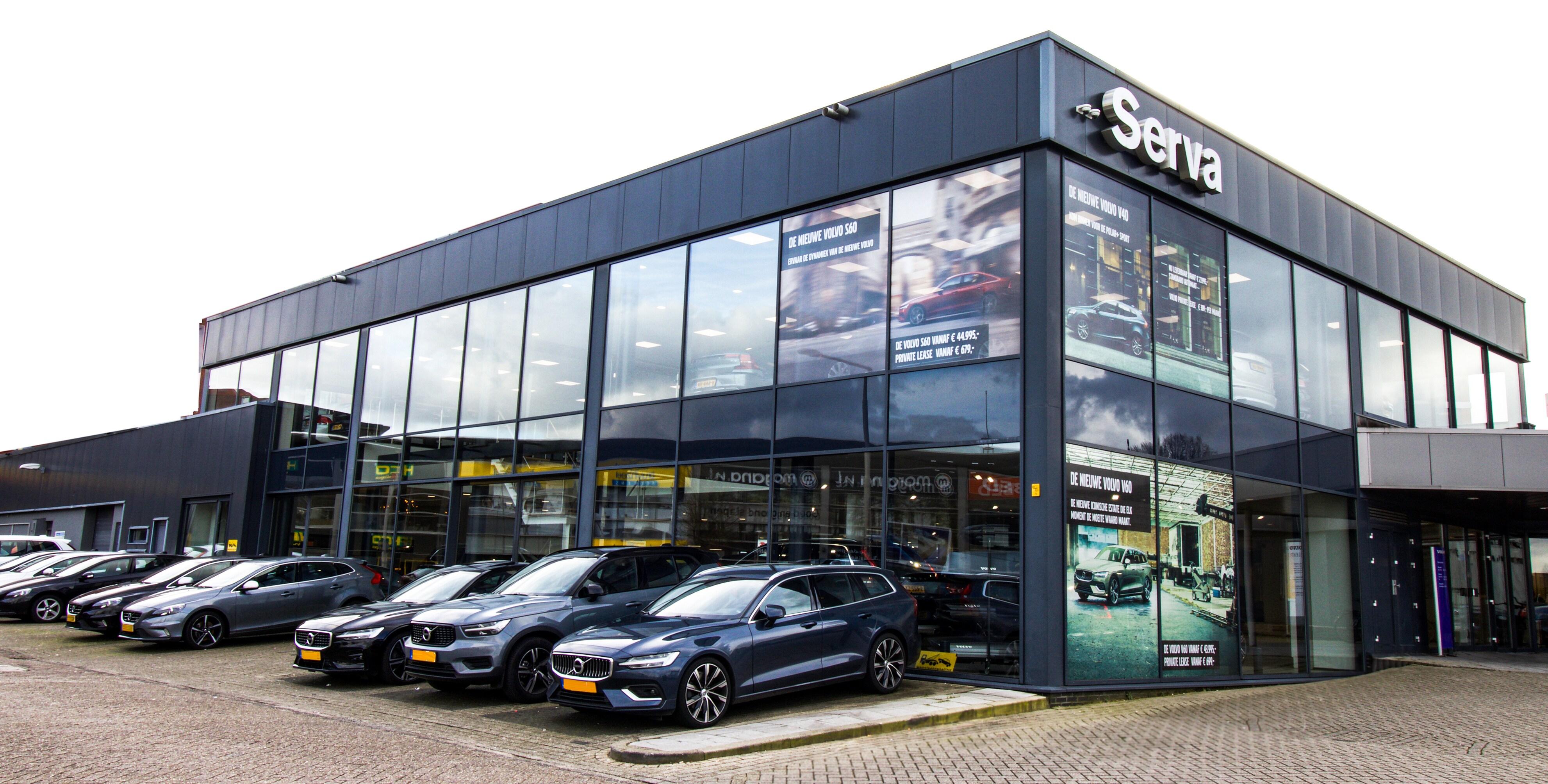 Volvo dealer Serva Amersfoort