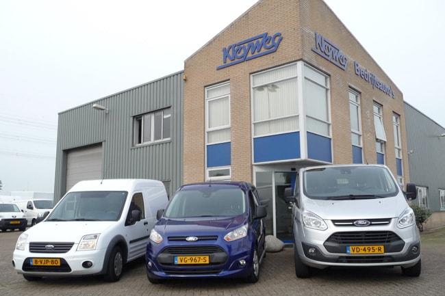Kleyweg Bedrijfsauto's B.V.