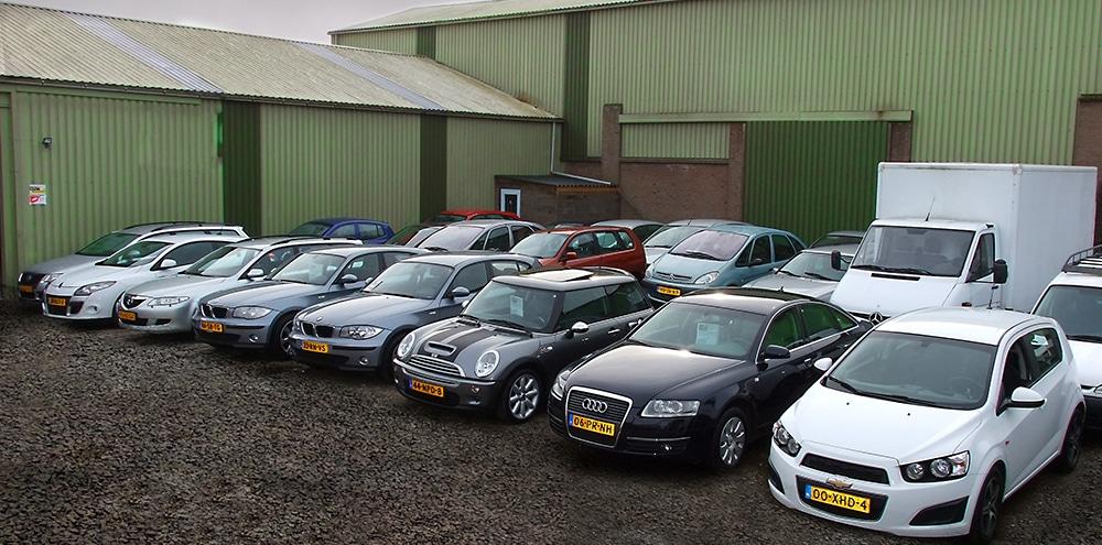 Groene Hart Auto's