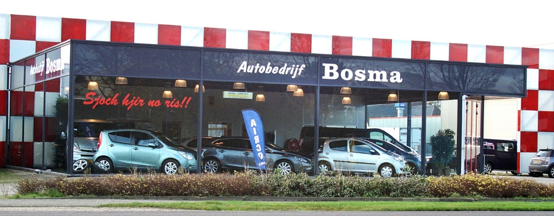 Autobedrijf Bosma Sint Nyk BV