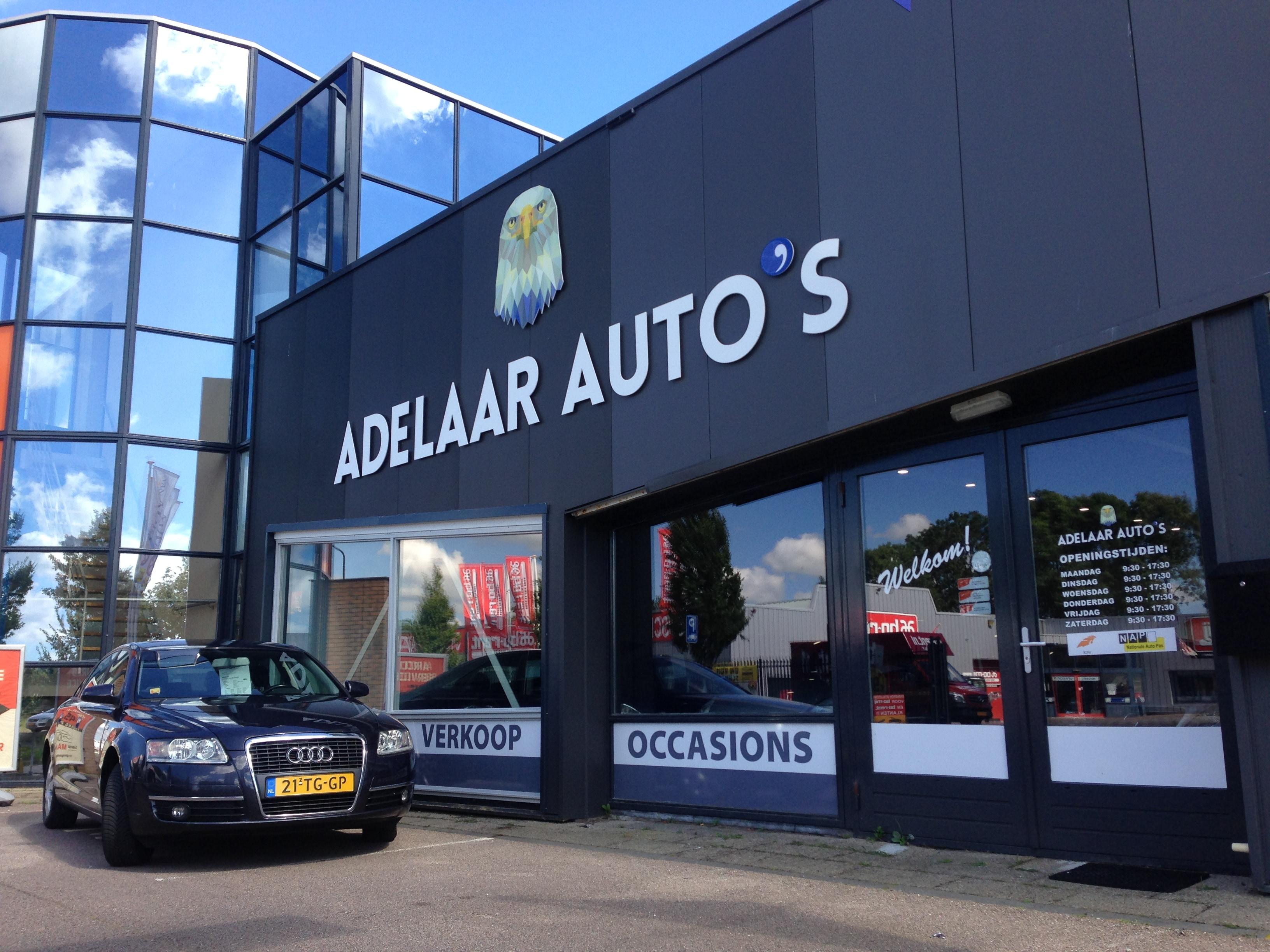 Adelaar Auto's