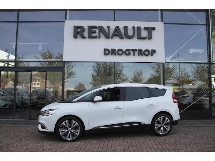 Renault Grand Scenic 130PK-INTENS-5SEATS-38DKM-NAVI-CLIMA-STOELVERW-
